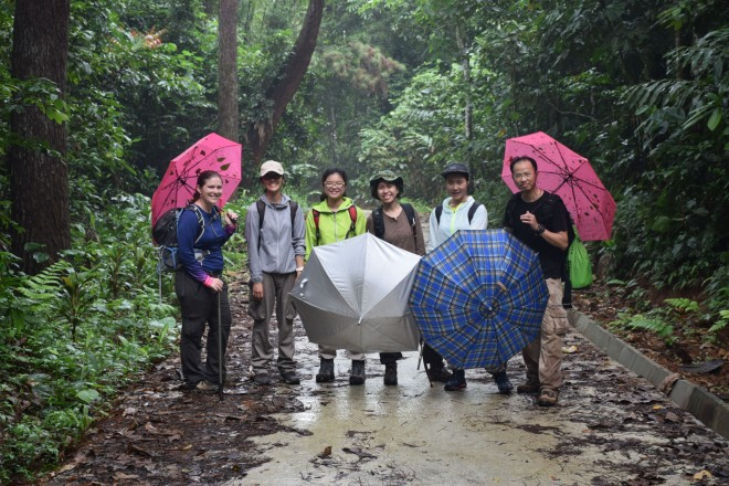 group gunung nuang